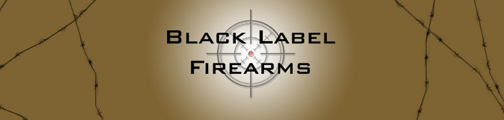 Black Label Firearms, Conway Arkansas